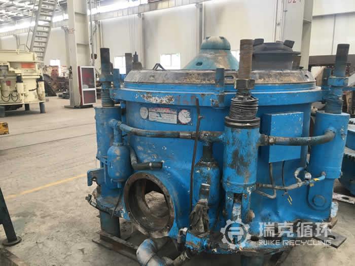 HMP220多缸圆锥破碎机维修